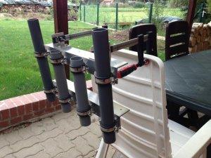 eigenbau mobiler bootsrutenhalter seite 2 angeln in norwegen naf. Black Bedroom Furniture Sets. Home Design Ideas